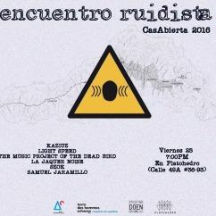 V Encuentro Ruidista Medellín